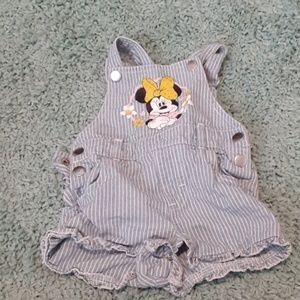Disney overalls